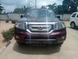 Honda Pilot 2010 Red   Cars for sale in Lagos State, Ikeja