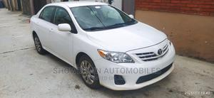 Toyota Corolla 2013 White | Cars for sale in Lagos State, Abule Egba