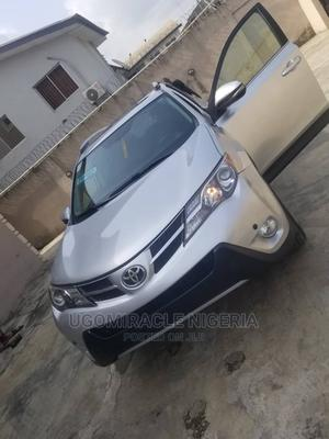 Toyota RAV4 2013 XLE AWD (2.5L 4cyl 6A) White | Cars for sale in Lagos State, Oshodi