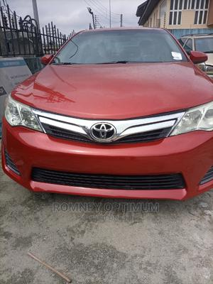 Toyota Camry 2012 Red | Cars for sale in Rivers State, Port-Harcourt