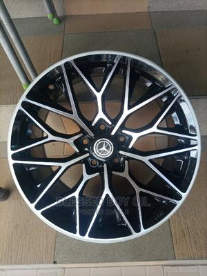Size I8 Inches for Mercedes Benz Available  | Vehicle Parts & Accessories for sale in Lagos State, Mushin