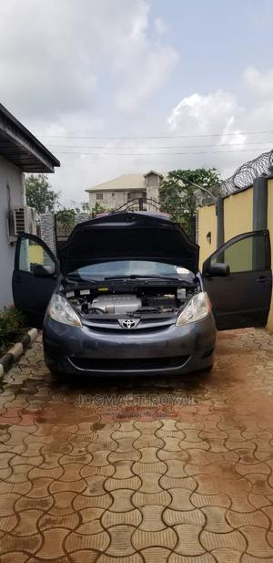 Toyota Sienna 2007 LE 4WD Gray   Cars for sale in Oyo State, Ogbomosho North