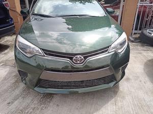 Toyota Corolla 2016 Green | Cars for sale in Lagos State, Ikeja