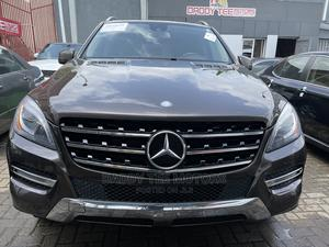 Mercedes-Benz M Class 2014 Brown | Cars for sale in Lagos State, Ikeja