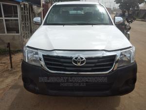 Toyota Hilux 2011 2.0 VVT-i White   Cars for sale in Lagos State, Ikorodu