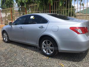 Lexus ES 2008 350 Silver | Cars for sale in Lagos State, Yaba