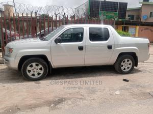 Honda Ridgeline 2006 Silver | Cars for sale in Lagos State, Lekki