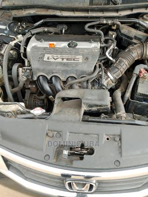 Honda Accord 2008 2.4 EX Black   Cars for sale in Lagos State, Ikeja