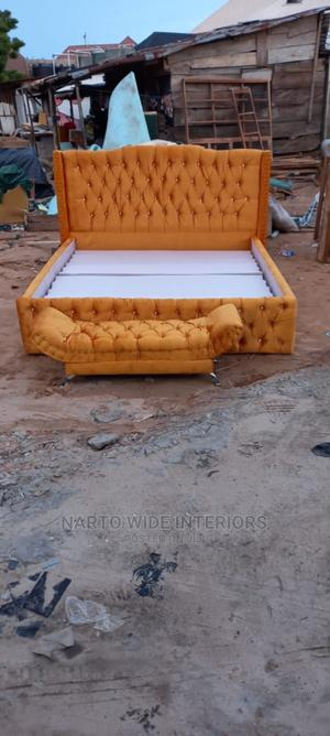 6by6 Bed Frame | Furniture for sale in Lagos State, Ojo