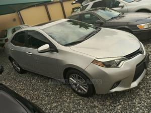 Toyota Corolla 2014 Silver | Cars for sale in Lagos State, Abule Egba
