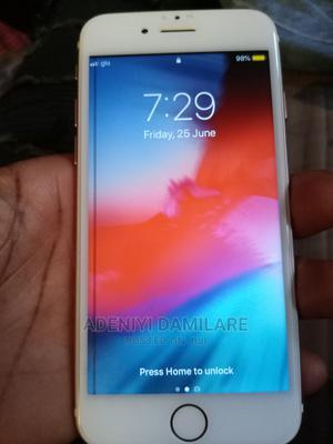 Apple iPhone 7 128 GB Gold | Mobile Phones for sale in Ogun State, Sagamu