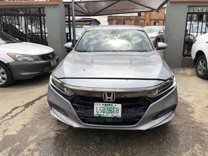 Honda Accord 2019 Gray | Cars for sale in Lagos State, Ikeja