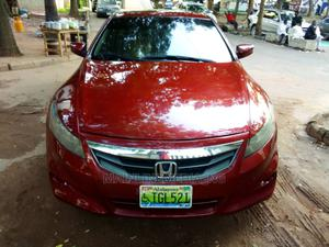 Honda Accord 2008 Coupe 2.4 EX Automatic Red | Cars for sale in Abuja (FCT) State, Wuse