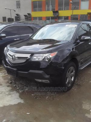 Acura MDX 2009 Black | Cars for sale in Lagos State, Ikeja