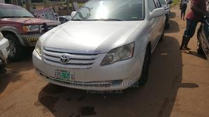 Toyota Avalon 2008 White | Cars for sale in Edo State, Benin City
