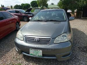 Toyota Corolla 2006 S Gray | Cars for sale in Abuja (FCT) State, Kubwa