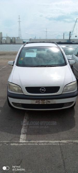 Opel Zafira 1998 White | Cars for sale in Lagos State, Ipaja