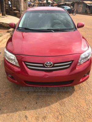 Toyota Corolla 2009 1.8 Exclusive Automatic Red   Cars for sale in Ondo State, Akure