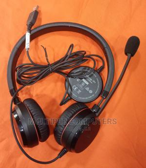 USB Jabra Evolve 20 Ms Stero Headset   Headphones for sale in Lagos State, Ikeja