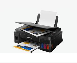 Canon Pixma G2411 Aio Printer | Printers & Scanners for sale in Lagos State, Ikeja