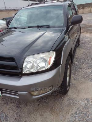 Toyota 4-Runner 2003 4.7 Black | Cars for sale in Lagos State, Ikorodu