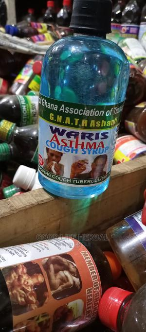 Waris Asthma Cough Syrup Whooping Cough Tuberculosis   Vitamins & Supplements for sale in Lagos State, Amuwo-Odofin