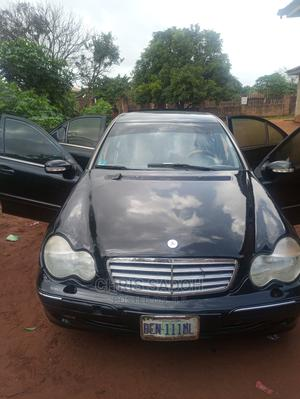 Mercedes-Benz C240 2003 Black | Cars for sale in Edo State, Esan North East