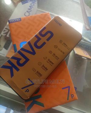 New Tecno Spark 7P 128 GB Gray | Mobile Phones for sale in Ondo State, Ilaje