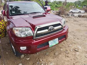 Toyota 4-Runner 2006 Limited 4x4 V6 Red   Cars for sale in Lagos State, Amuwo-Odofin