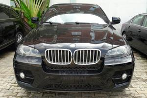 BMW X6 2011 xDrive40d Black | Cars for sale in Abuja (FCT) State, Asokoro