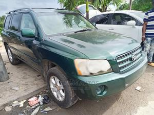 Toyota Highlander 2004 Limited V6 FWD Green | Cars for sale in Lagos State, Amuwo-Odofin