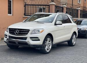 Mercedes-Benz M Class 2014 White | Cars for sale in Lagos State, Ogba