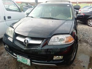 Acura MDX 2004 Black   Cars for sale in Lagos State, Ogba