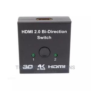 HDMI Bi-Direction Switch Splitter 2port A/B 2x1 or 1x2 HDMI | Accessories & Supplies for Electronics for sale in Lagos State, Yaba
