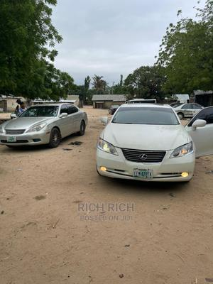 Lexus ES 2008 350 White | Cars for sale in Abuja (FCT) State, Central Business Dis