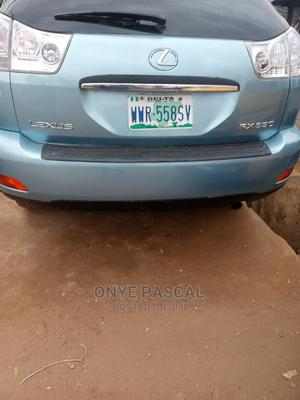 Lexus RX 2007 Blue   Cars for sale in Anambra State, Idemili