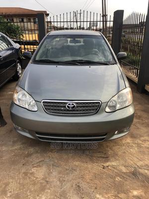 Toyota Corolla 2003 Sedan Gray | Cars for sale in Ogun State, Ijebu Ode