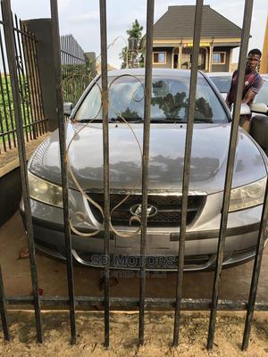 Hyundai Sonata 2010 Silver | Cars for sale in Ogun State, Ijebu Ode