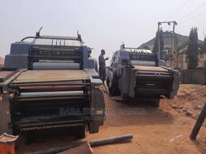 2 Heidelberg Kord + 30kva Soundproof Generator+ Paper Cutter | Printing Equipment for sale in Abuja (FCT) State, Gwarinpa