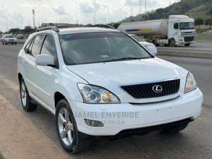 Lexus RX 2008 350 AWD White | Cars for sale in Abuja (FCT) State, Gwarinpa