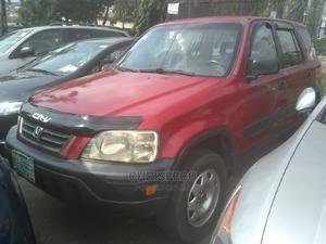 Honda CR-V 1995 Red | Cars for sale in Lagos State, Ikeja