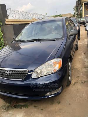 Toyota Corolla 2007 CE Blue | Cars for sale in Ogun State, Ijebu Ode