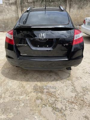 Honda Accord CrossTour 2010 Black | Cars for sale in Lagos State, Alimosho