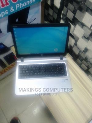 Laptop HP ProBook 450 G3 8GB Intel Core I7 HDD 500GB   Laptops & Computers for sale in Lagos State, Ikeja
