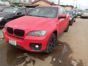 BMW X6 2010 xDrive35i Red | Cars for sale in Lagos State, Alimosho
