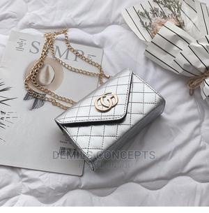 Double G Bag Silver | Bags for sale in Lagos State, Alimosho