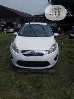 Ford Fiesta 2012 SE Sedan White   Cars for sale in Abuja (FCT) State, Jahi