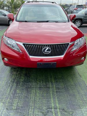 Lexus RX 2010 350 Red   Cars for sale in Lagos State, Lekki