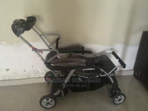 Barely Used Sit and Stand Push Chair for Sale   Children's Gear & Safety for sale in Lagos State, Ajah