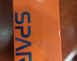 New Tecno Spark 7P 64 GB Black   Mobile Phones for sale in Lagos State, Ikeja